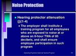 noise protection151
