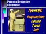 personal protective equipment135