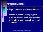 physical stress128
