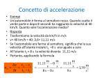 concetto di accelerazione4