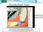 florida reef tract