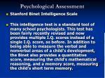 psychological assessment32