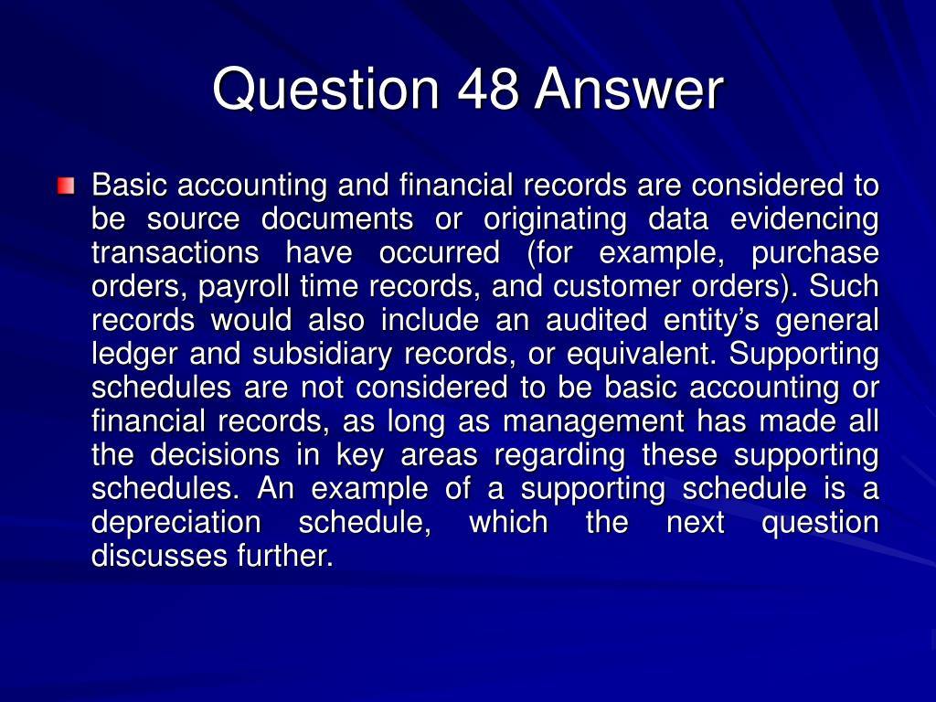 Question 48 Answer