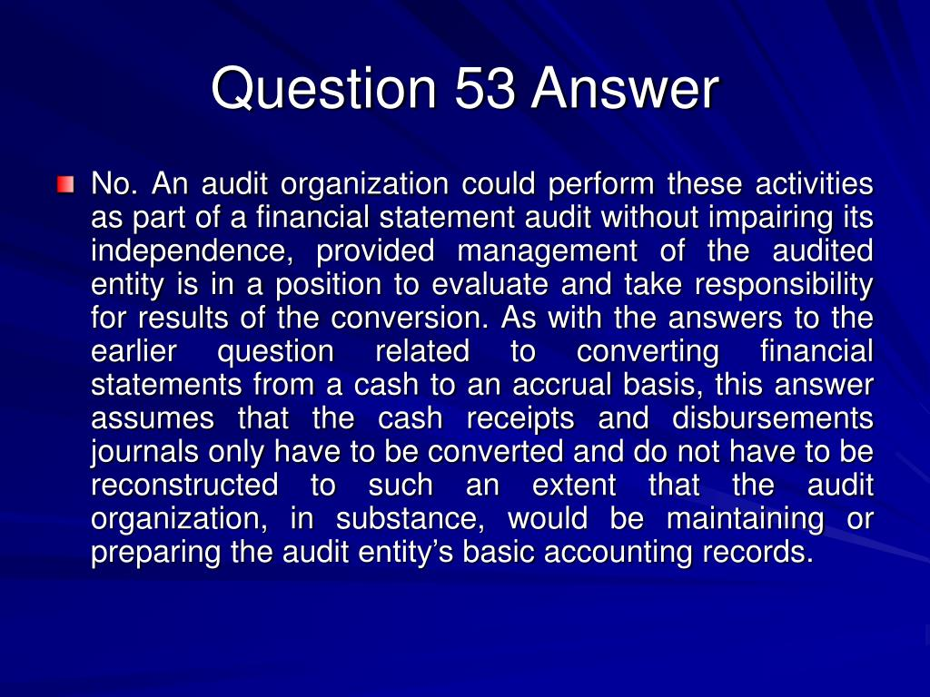 Question 53 Answer