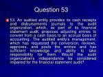 question 53