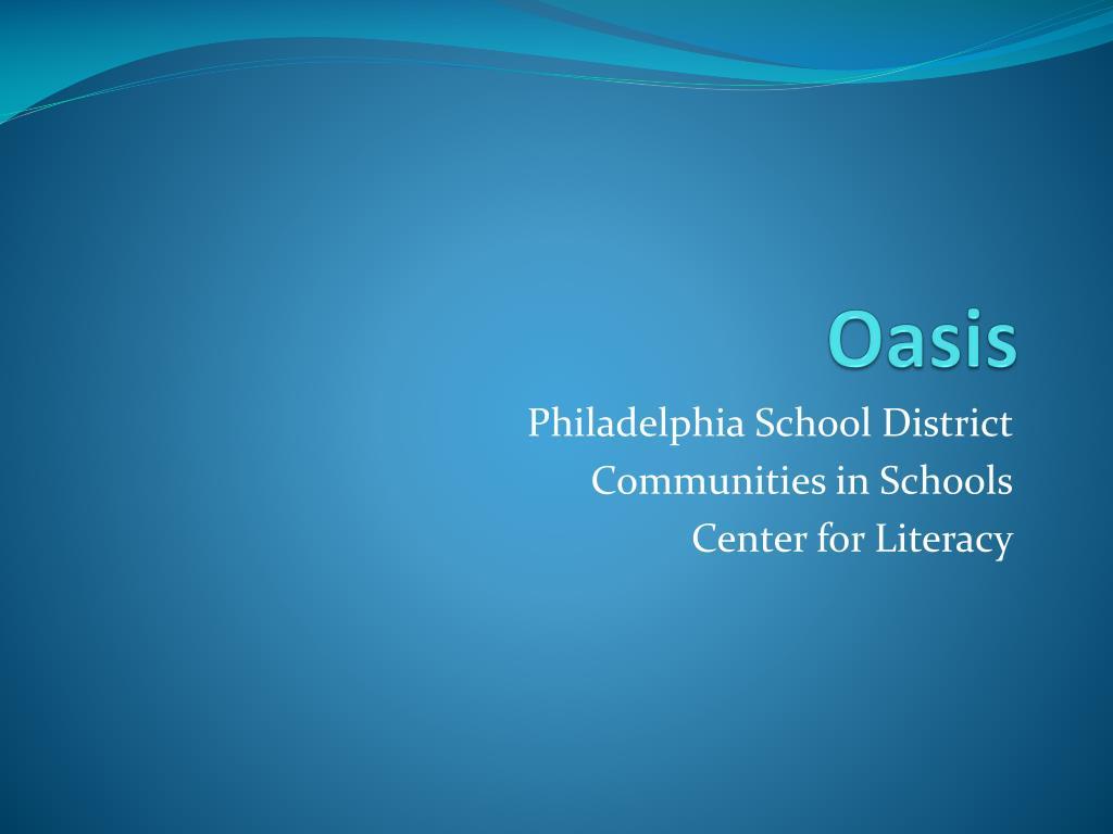 oasis l.