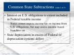 common state subtractions slide 1 of 3