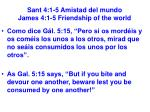 sant 4 1 5 amistad del mundo james 4 1 5 friendship of the world12