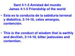 sant 4 1 5 amistad del mundo james 4 1 5 friendship of the world13