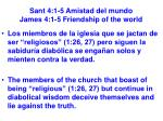 sant 4 1 5 amistad del mundo james 4 1 5 friendship of the world14
