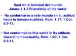sant 4 1 5 amistad del mundo james 4 1 5 friendship of the world21