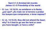 sant 4 1 5 amistad del mundo james 4 1 5 friendship of the world34