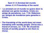 sant 4 1 5 amistad del mundo james 4 1 5 friendship of the world7