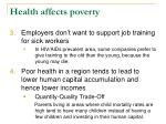 health affects poverty25