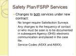safety plan fsrp services13