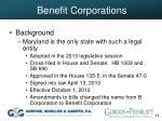 benefit corporations48