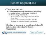 benefit corporations52