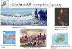 8 4 l eclissi dell imperatore francese
