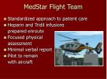 medstar flight team