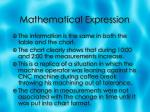 mathematical expression4