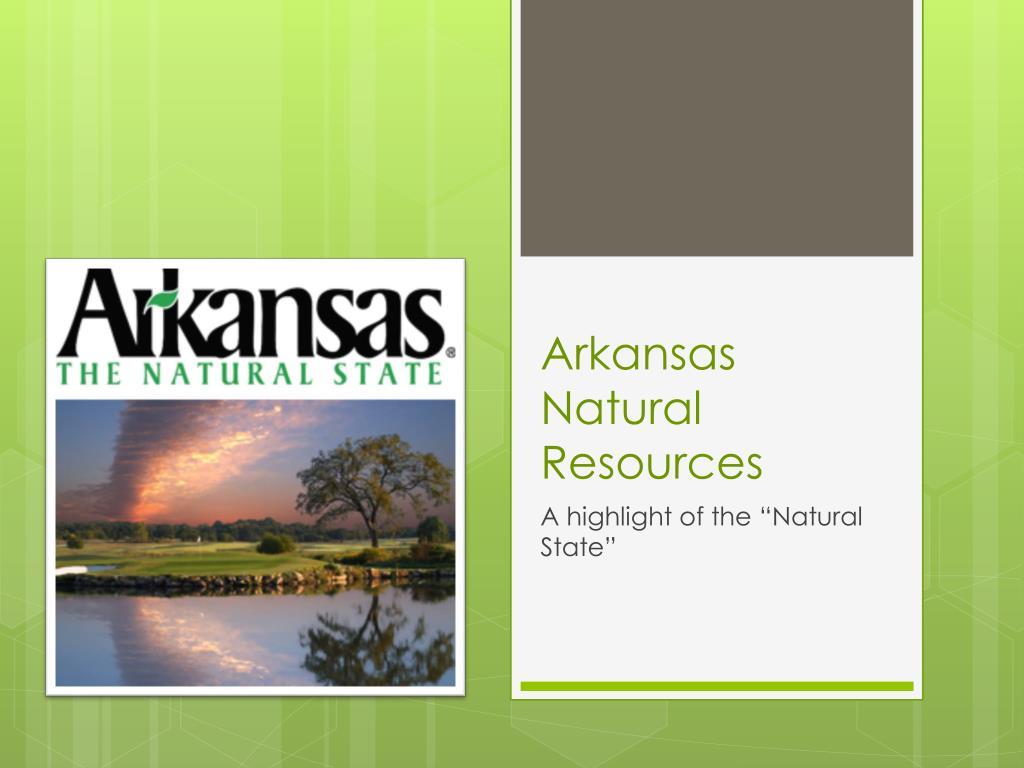 arkansas natural resources l.