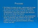 proceso