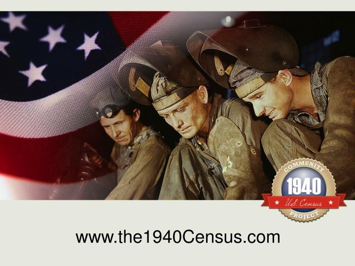 www the1940census com n.