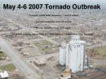 may 4 6 2007 tornado outbreak1