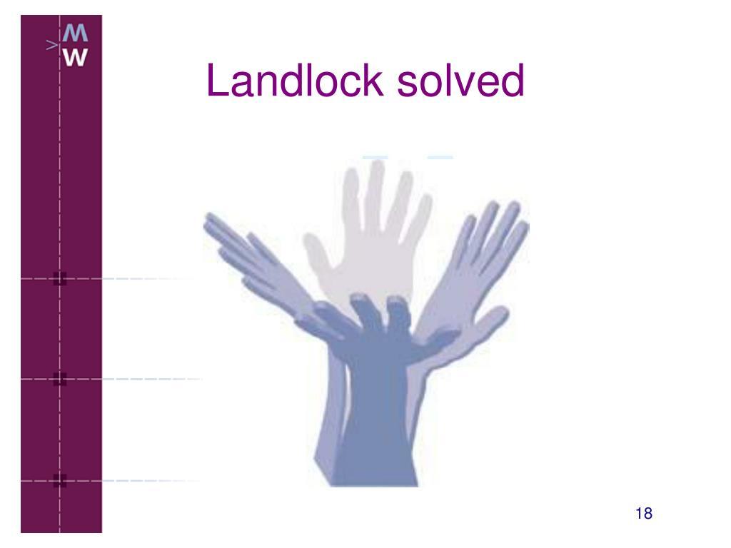 Landlock solved
