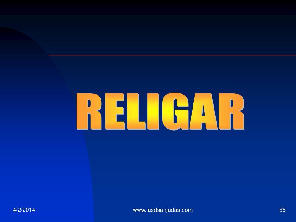 RELIGAR