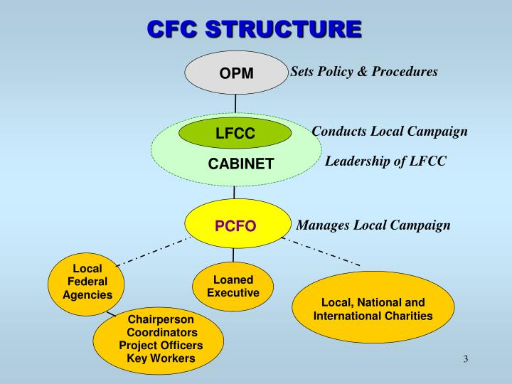 CFC STRUCTURE