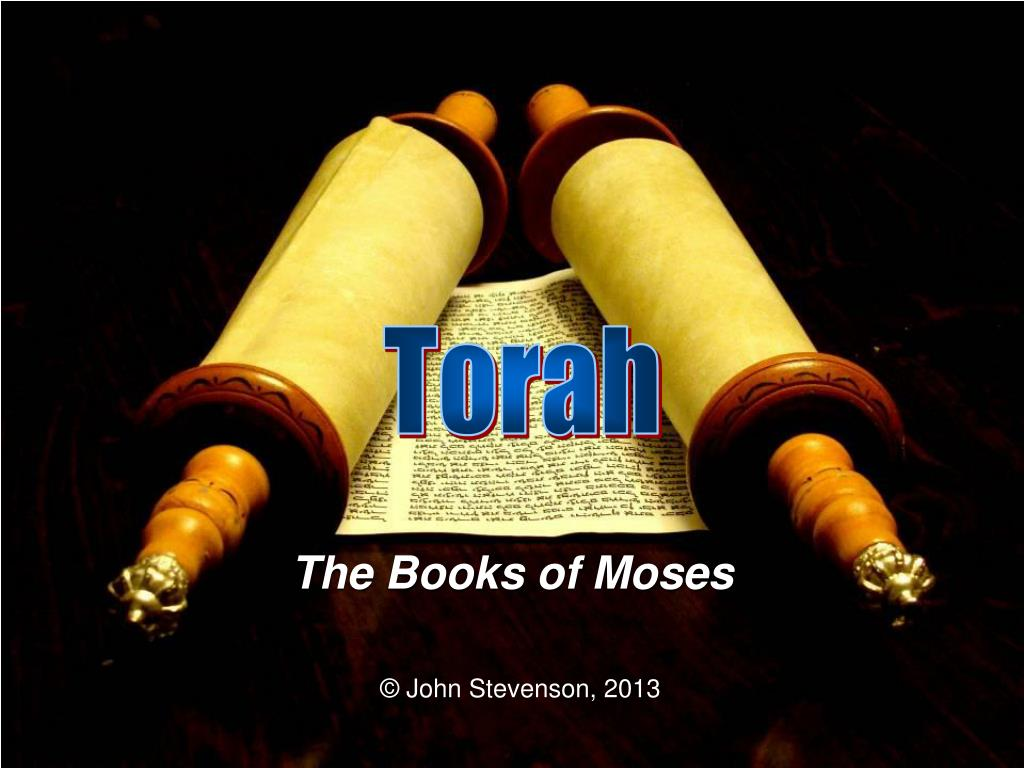 the books of moses l.