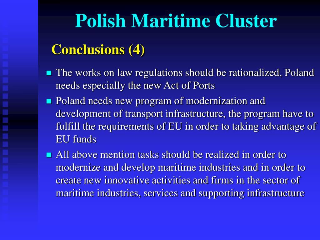 Polish Maritime Cluster