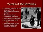vietnam the seventies