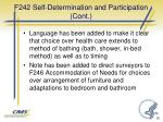 f242 self determination and participation cont16