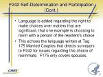 f242 self determination and participation cont17