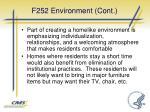 f252 environment cont29