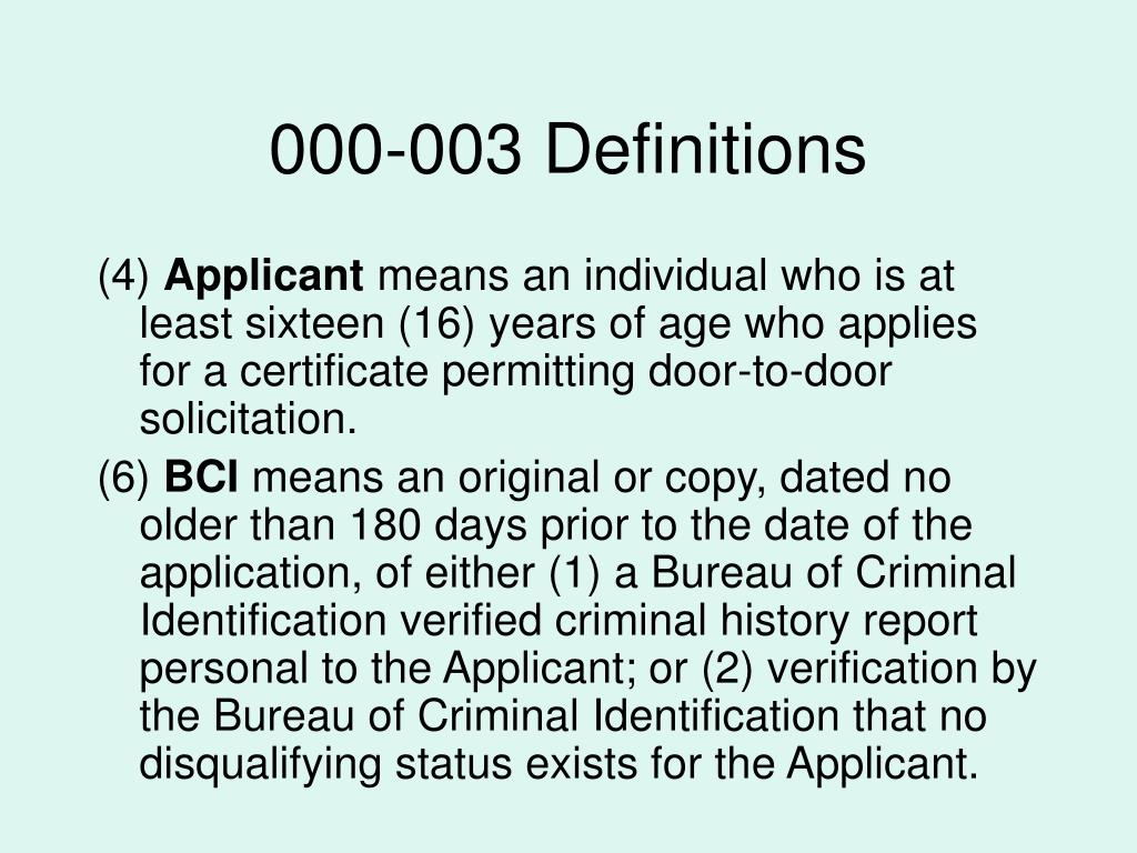 000-003 Definitions