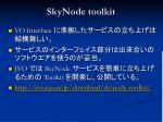 skynode toolkit