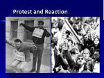 protest and reaction21