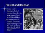 protest and reaction22