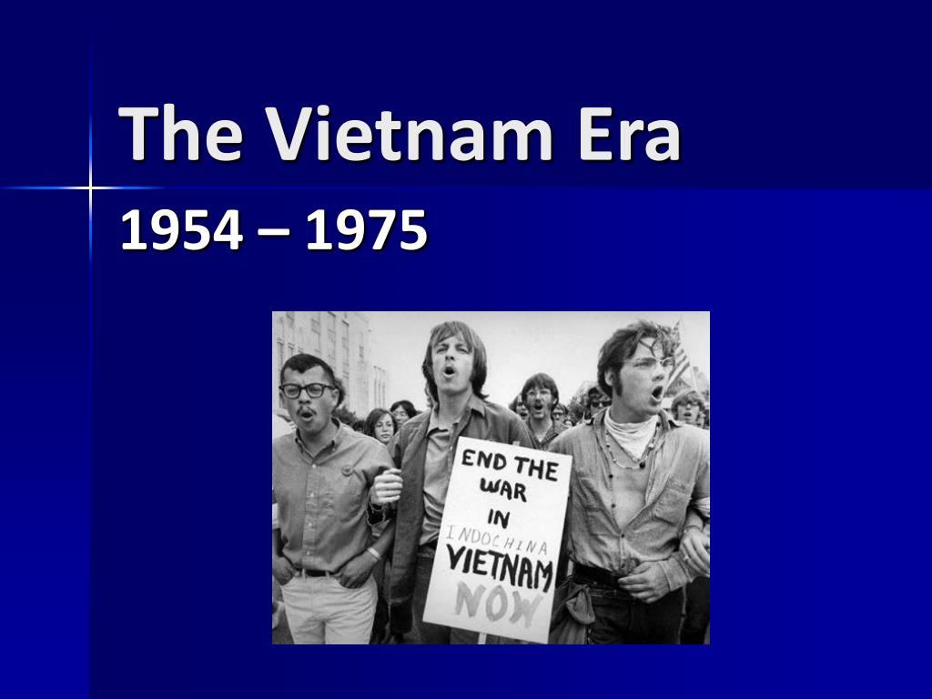 the vietnam era l.