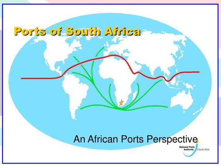 Ports of south africa