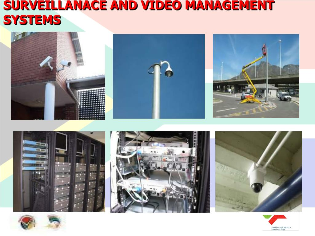 SURVEILLANACE AND VIDEO MANAGEMENT SYSTEMS