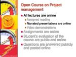open course on project management2