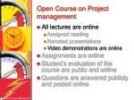 open course on project management3