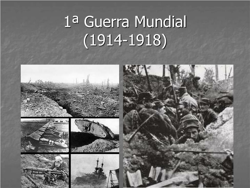 1 guerra mundial 1914 1918 l.