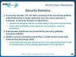 security domains