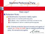 maritime performing party10