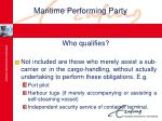 maritime performing party21